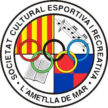 Escudo de S.C.E.R. L'AMETLLA DE MAR (CATALUÑA)