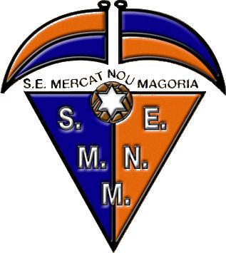 Escudo de S.E. MERCAT NOU MAGÒRIA (CATALUÑA)