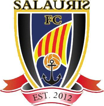 Escudo de SALAURIS F.C. (CATALUNHA)