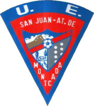 Escudo de SAN JUAN AT. DE MONTCADA UE (CATALUÑA)
