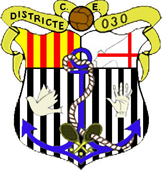 Escudo de SANT ANDREU ATLÈTIC (CATALUÑA)