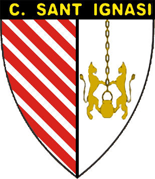Escudo de SANT IGNASI ESPORTIU (CATALUÑA)