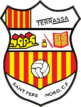 Escudo de SANT PERE NORD C.F. (CATALUÑA)