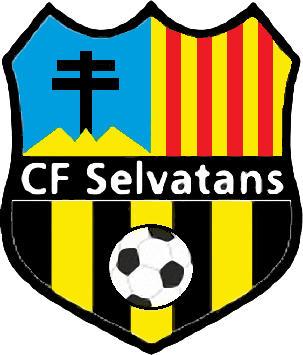 Escudo de SELVATANS C.F. (CATALUÑA)