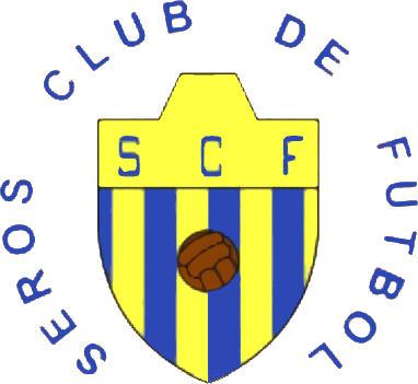Escudo de SERÓS CF (CATALUÑA)