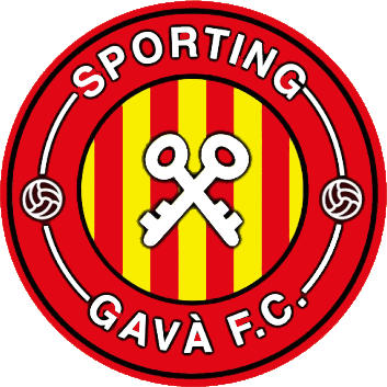 Escudo de SPORTING GAVÀ 2013 F.C. (CATALUÑA)