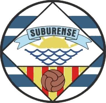 Escudo de SUBURENSE C.F. (CATALUÑA)