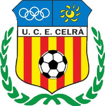 Escudo de U.C.E. CELRÀ (CATALUÑA)
