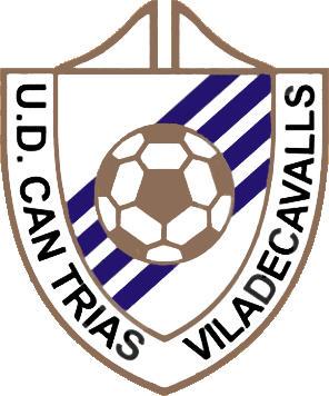 Escudo de U.D. CAN TRIAS (CATALUNHA)