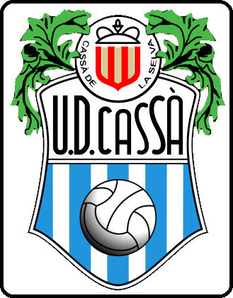 Escudo de U.D. CASSA  (CATALUÑA)