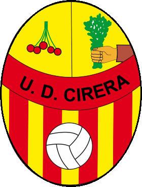 Escudo de U.D. CIRERA (CATALUNHA)
