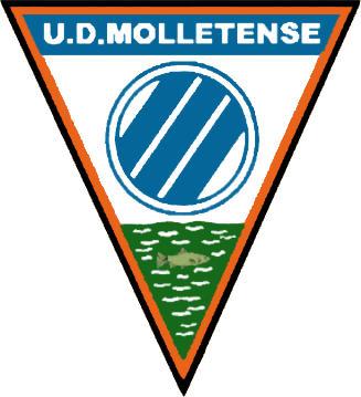 Escudo de U.D. MOLLETENSE (CATALUÑA)