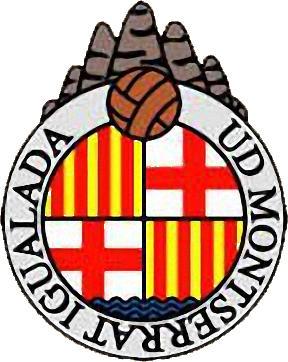 Escudo de U.D. MONSERRAT IGUALADA (CATALUÑA)
