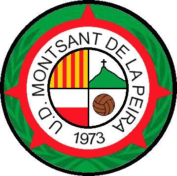Escudo de U.D. MONTSANT DE LA PEIRA (CATALUÑA)