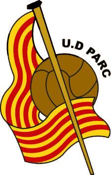 Escudo de U.D. PARC (CATALUÑA)