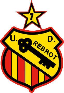 Escudo de U.D. REBROT (CATALUÑA)