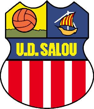 Escudo de U.D. SALOU (CATALUNHA)