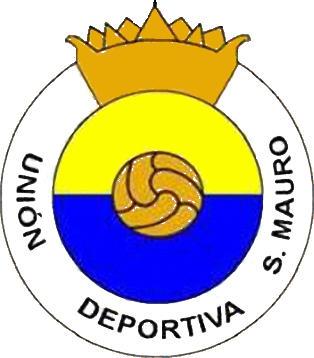 Escudo de U.D. SAN MAURO (CATALUNHA)