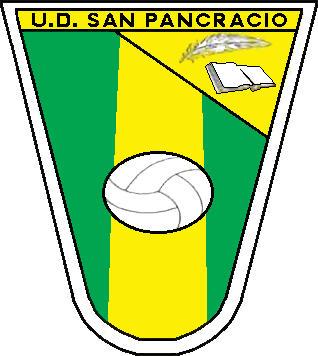 Escudo de U.D. SAN PANCRACIO (CATALUÑA)