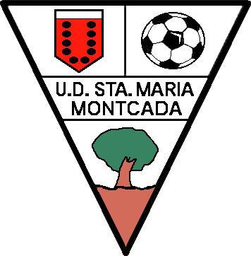 Escudo de U.D. STA. MARIA MONTCADA (CATALUÑA)