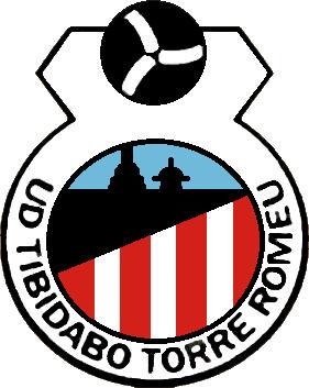 Escudo de U.D. TIBIDABO TORRE ROMEU (CATALUÑA)