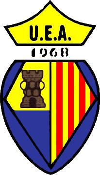 Escudo de U.E. ALDEANA (CATALUNHA)