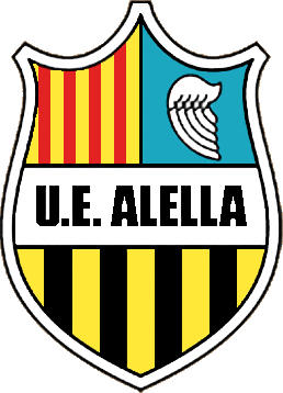 Escudo de U.E. ALELLA 2013 (CATALUÑA)