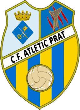 Escudo de U.E. ATLÉTIC PRAT (CATALUÑA)