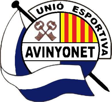 Escudo de U.E. AVINYONET (CATALUÑA)