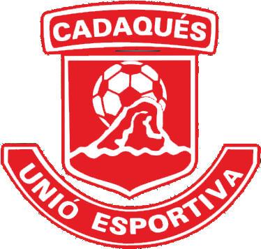 Escudo de U.E. CADAQUÉS (CATALUÑA)