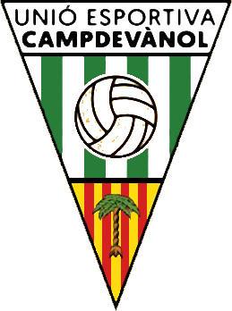 Escudo de U.E. CAMPDEVANOL (CATALUÑA)