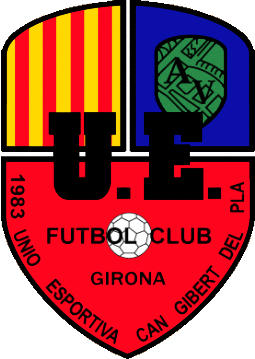 Escudo de U.E. CAN GIBERT (CATALUNHA)