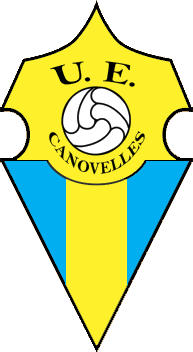 Escudo de U.E. CANOVELLES (CATALUÑA)