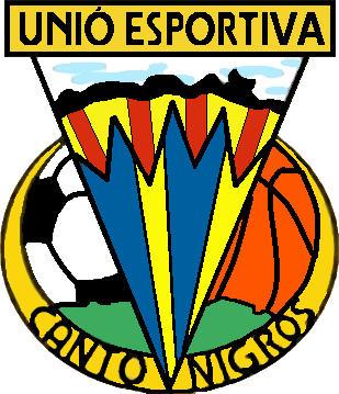 Escudo de U.E. CANTONIGROS (CATALUÑA)