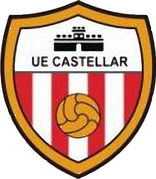Escudo de U.E. CASTELLAR (CATALUNHA)