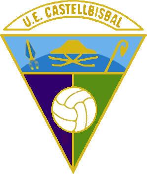 Escudo de U.E. CASTELLBISBAL (CATALUÑA)