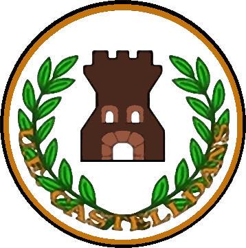 Escudo de U.E. CASTELLDANS (CATALUÑA)