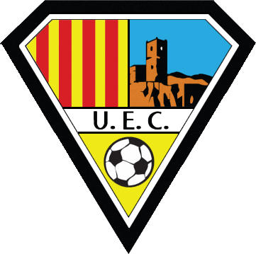 Escudo de U.E. CASTELLFOLLIT (CATALUÑA)