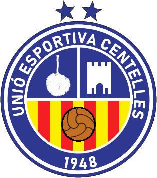 Escudo de U.E. CENTELLES (CATALUÑA)