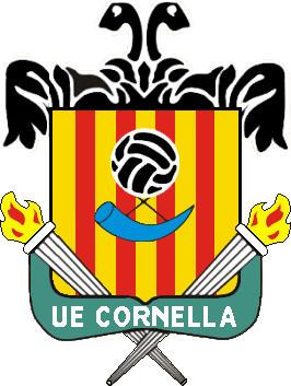 Escudo de U.E. CORNELLÀ (CATALUÑA)