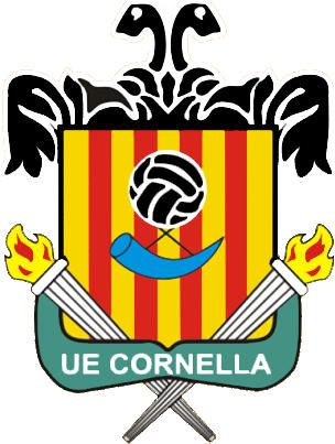 Escudo de U.E. CORNELLA  (CATALUNHA)