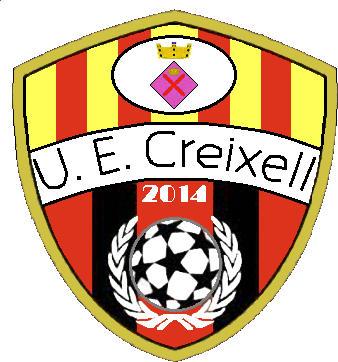 Escudo de U.E. CREIXELL (CATALUÑA)