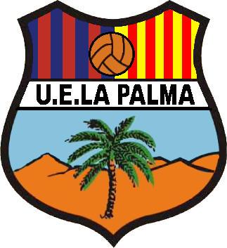 Escudo de U.E. LA PALMA CERVELLÓ (CATALUÑA)