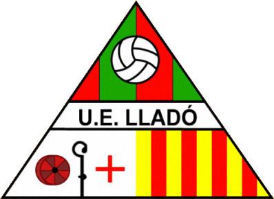 Escudo de U.E. LLADÓ (CATALUÑA)
