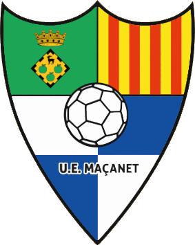 Escudo de U.E. MAÇANET (CATALUÑA)