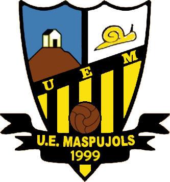 Escudo de U.E. MASPUJOLS (CATALUÑA)