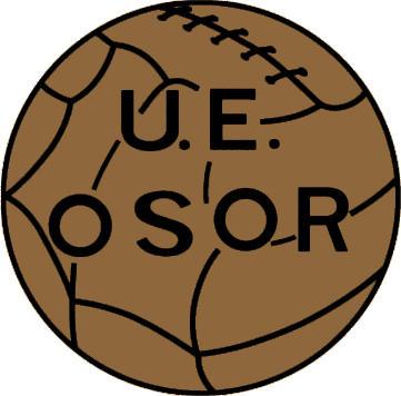 Escudo de U.E. OSOR (CATALUÑA)