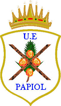 Escudo de U.E. PAPIOL (CATALUÑA)