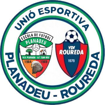 Escudo de U.E. PLANADEU-ROUREDA (CATALUÑA)