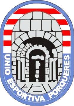 Escudo de U.E. PORQUERES (CATALUNHA)
